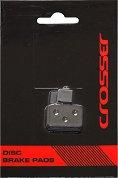 Накладки за дискови спирачки - Crosser PD099S - Велосипеден компонент