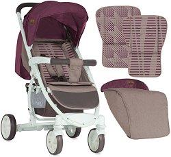 Лятна бебешка количка - S300 2018 - количка