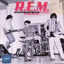 R.E.M. - The best of the I.R.S. years 1982 - 1987 - компилация