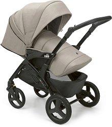 Комбинирана бебешка количка - Dinamico Convert - С 4 колела -