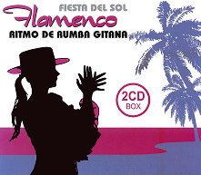 Flamenco - Ritmo de rumba gitana - 2 CD - албум