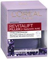 """L'Oreal Revitalift Filler Hyaluromask - Маска за лице против стареене с хиалуронова киселина от серията """"Revitalift Filler HA"""" -"""