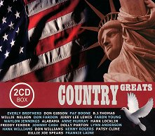 Country Greats - 50 Classics Country Super Hits - компилация