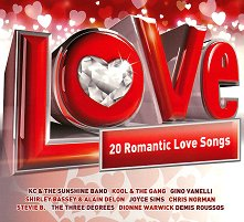 20 Romantic Love Songs - компилация