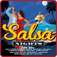 Salsa Nights - 3 CD - компилация