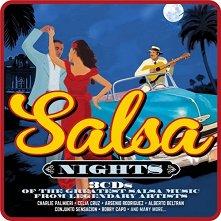 Salsa Nights - компилация