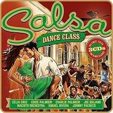 Salsa Dance Class - 3 CD -