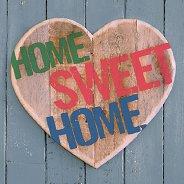 Салфетки за декупаж - Home Sweet Home - Пакет от 20 броя