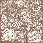 Салфетки за декупаж - Флорални мотиви - Пакет от 20 броя
