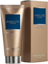 """Mondial Axolute Homme Luxury Shaving Cream - Луксозен крем за бръснене от серията """"Axolute"""" - продукт"""