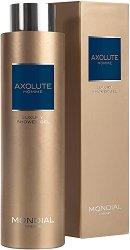 "Mondial Axolute Homme Luxury Shower Gel - Луксозен душ гел за мъже от серията ""Axolute"" -"
