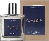"""Mondial Axolute Homme After Shave - Афтършейв с хамамелис и алое вера от серията """"Axolute"""" -"""