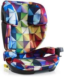 """Детско столче за кола -  Skippa Fix - За """"Isofix"""" система и деца от 15 до 36 kg -"""