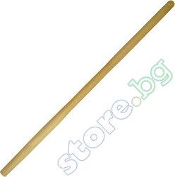 Дървена дръжка за лопата