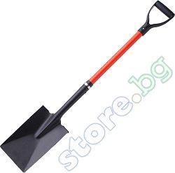 Крива лопата с дръжка