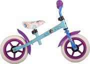 "Замръзналото кралство - Детски метален велосипед без педали 10"""