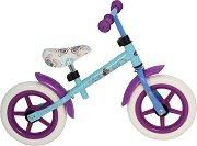 "Замръзналото кралство - Детски метален велосипед без педали 12"""