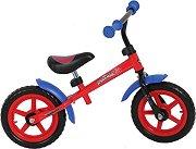 "Спайдърмен - Детски велосипед без педали 12"""
