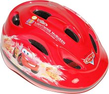 Детска каска - Колите - Аксесоар за велосипед - аксесоар