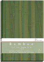 """Скицник за рисуване с твърда корица - От серията """"Bamboo"""" - продукт"""