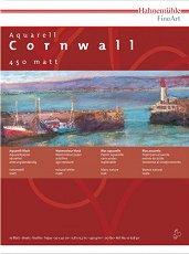 Скицник за рисуване с акварел - Cornwall