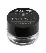 Sante Waterproof Eyeliner - Водоустойчива гелообразна очна линия - продукт