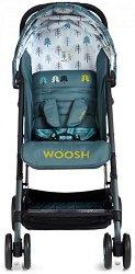 Лятна бебешка количка - Woosh - С 4 колела -