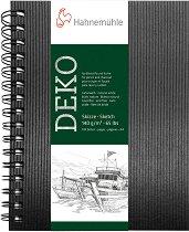 Скицник - Deko - Плътност на хартията 140 g/m : 2 :