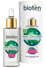 Bioten Multi-Collagen Concentrated Antiwrinkle Serum - Серум за лице против бръчки -