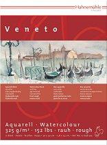 Скицник за рисуване с акварел - Veneto - Плътност на хартията 325 g/m : 2 :