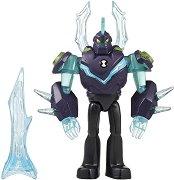 "Omni-Enhanced: Diamondhead - Фигура от серията ""Ben 10"" - фигура"