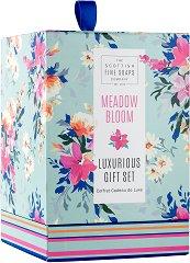 Scottish Fine Soaps Meadow Bloom Luxurious Gift Set - Луксозен подаръчен комплект с козметика за тяло - продукт