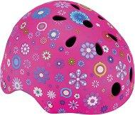 Детска каска - Flowers - Аксесоар за велосипедисти - топка