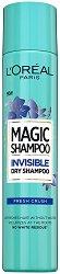 L'Oreal Magic Shampoo - Fresh Crush - Освежаващ сух шампоан със свеж аромат - лак