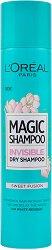 L'Oreal Magic Shampoo - Sweet Fusion - Освежаващ сух шампоан със сладък аромат - балсам