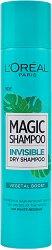 L'Oreal Magic Shampoo - Vegetal Boost - Освежаващ сух шампоан със свеж аромат - тоник