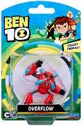 """Overflow - Мини фигура от серията """"Ben 10"""" - играчка"""