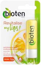 """Bioten Revitalise My Lips Revitalizing Lip Balm - Ревитализиращ балсам за устни от серията """"My Lips"""" -"""