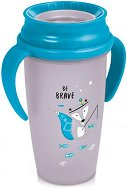 Преходна чаша с дръжки - Indian Summer: 350 ml - За бебета над 14 месеца - чаша