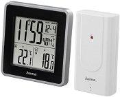 Електронна метеостанция - EWS Intro - С безжичен външен датчик