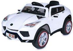 Детски акумулаторен джип - Lux Jeep - Комплект с дистанционно управление -