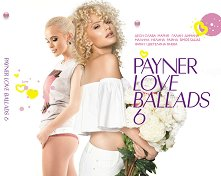 Payner Love Ballads - Vol. 6 - Love song compilation - CD -
