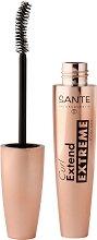 Sante Curl Еxtend Extreme Mascara - Спирала за обемни и извити мигли - продукт