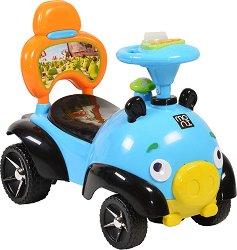 Детска кола за бутане - The Bomb -