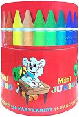 Цветни пастели - Jumbo - Комплект от 36 броя