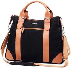 Чанта - Iconic - Аксесоар за детска количка с подложка за преповиване -