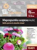 """Семена от Маргаритки - микс от цветове - От серията """"City Garden"""""""