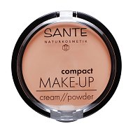 Sante Compact Make Up Cream Foundation - Компактен фон дьо тен с матово покритие -
