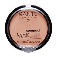 Sante Compact Make Up Cream Foundation - Компактен фон дьо тен с матово покритие - балсам