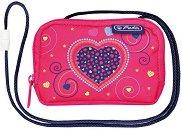 Детско портмоне - Pink Hearts -